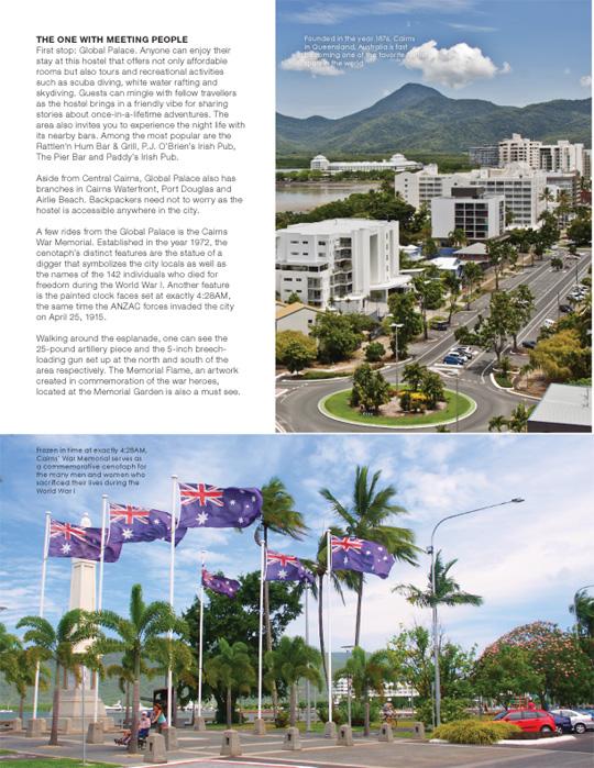 La Isla Magazine Aug 2015 Issue