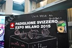 Mele - Padiglione Svizzero