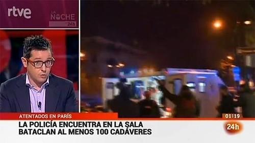 Canal 24 horas París