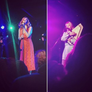 Great night! What a fantastic gig last night with Lake Street Dive and Basia Bulat at Manchester Academy.  #northernlife #lakestreetdive #basiabulat #manchesteracademy3 #livemusic