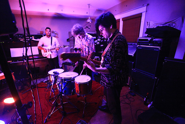 Paperhaus Calls It A Night w/ UVF Rays, Shepherds, Passing Phases