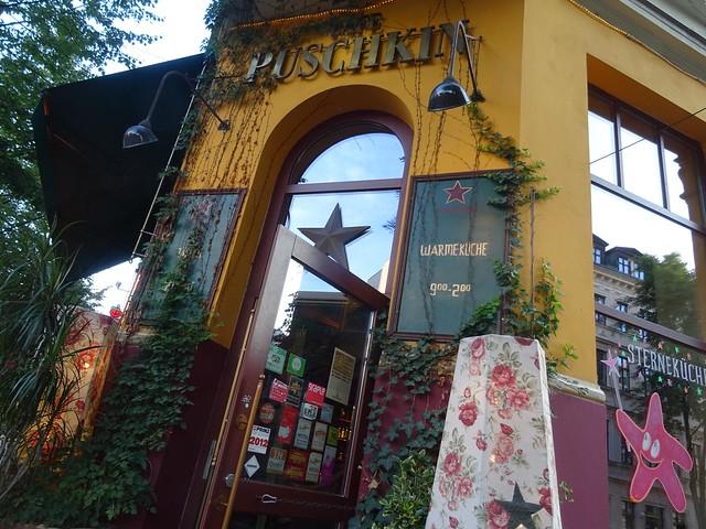 Café Puschkin