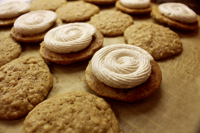 Oatmeal Maple Whoopie Pies - 22