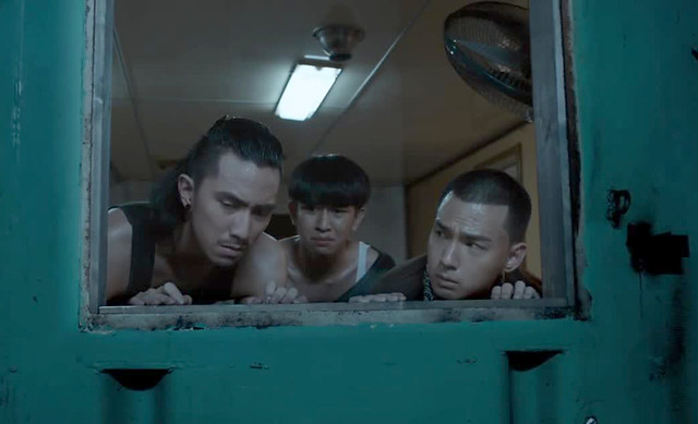 Ghost Ship Thai Movie Stills