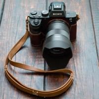 Correas de cuero para cámaras