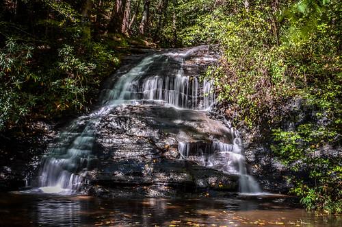 Wildcat Wayside Falls