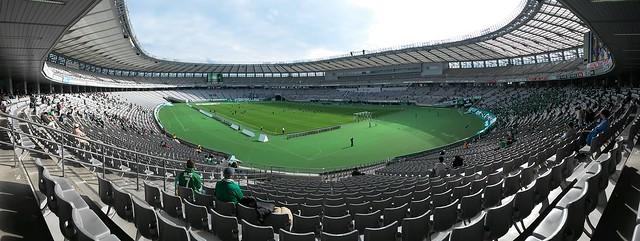 Ajinomoto Stadium, Tokyo