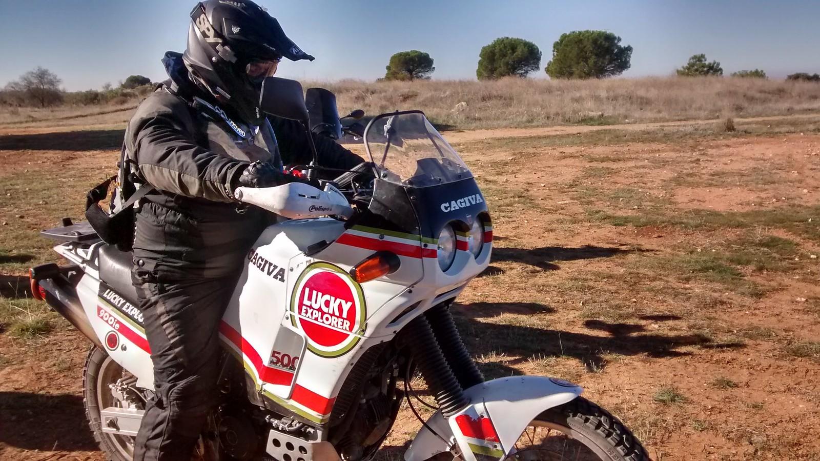 Trail por el sur de Madrid