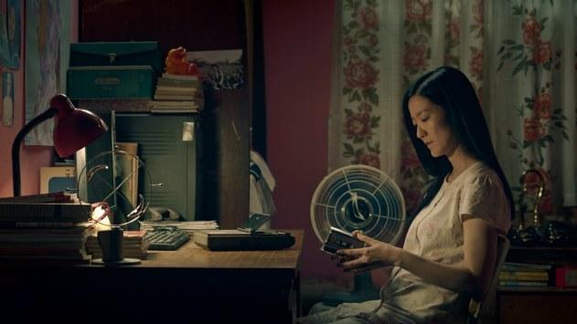 Xia Fei Fei wants to be like Fong Fei-Fei in more ways than one.