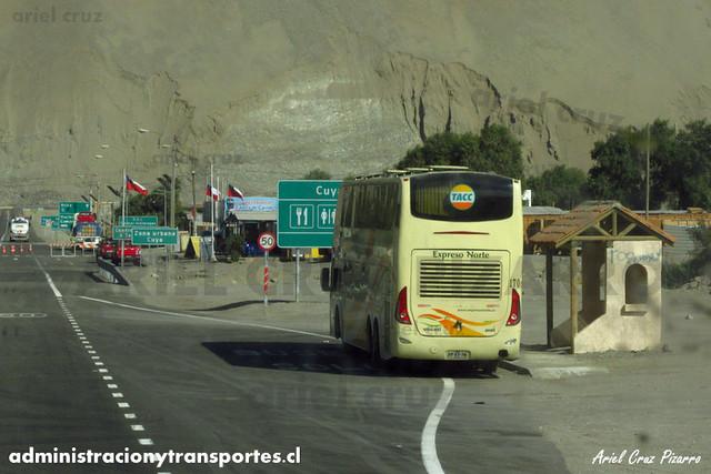 Expreso Norte - Cuya - Modasa Zeus / Volvo (FPKY76) (170)