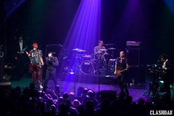The Damned @ Gramercy Theatre in New York NY on October 29th 2016