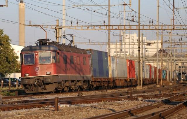 Re 6/6 11678 Basserdorf, Pratteln