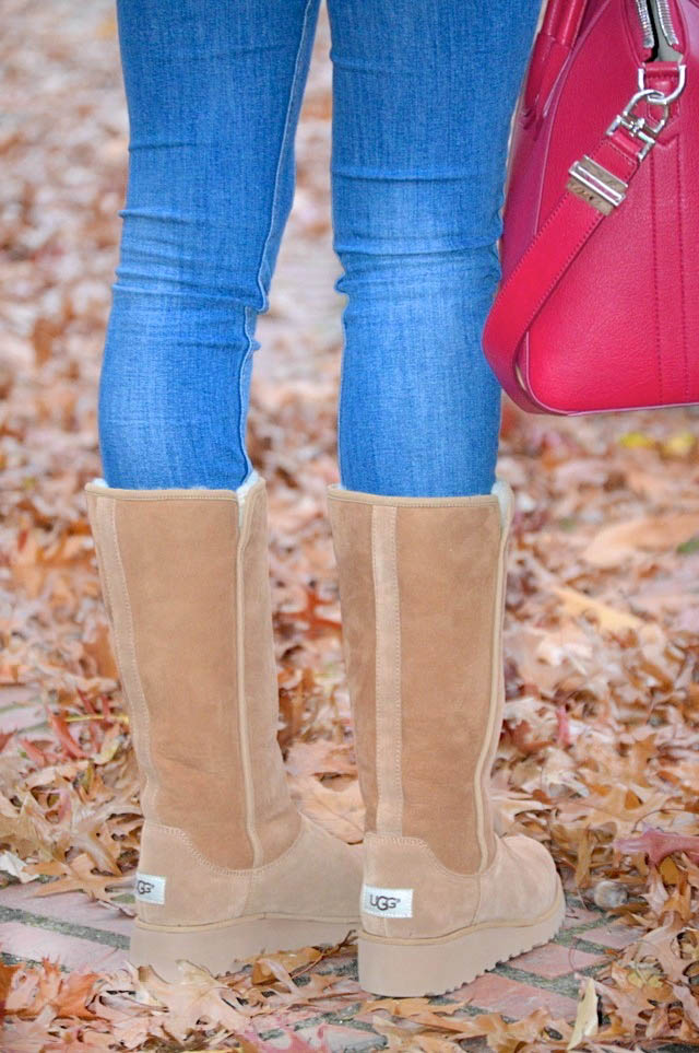EMBRACE THE UGG® CLASSIC SLIM COLLECTION The Closet Crush