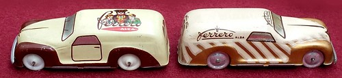 AM-BO furgone Ferrero