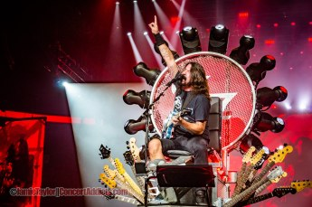 Foo Fighters @ Rogers Arena - September 11th 2015