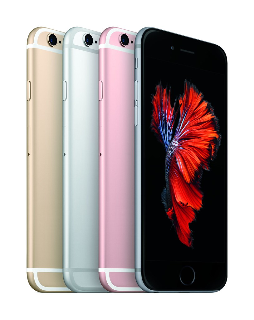 iPhone 6s and iPhone 6s Plus Unveiled 1