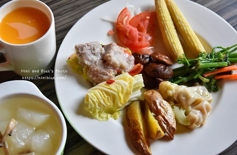 台中健康蔬食陶然左岸18