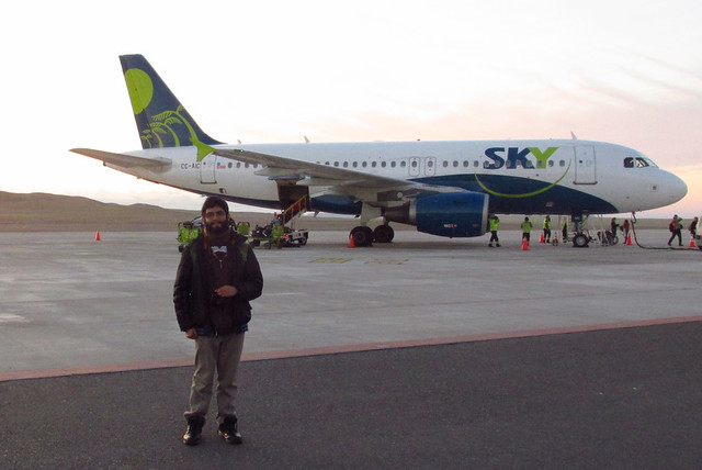 Ariel & Sky Airline