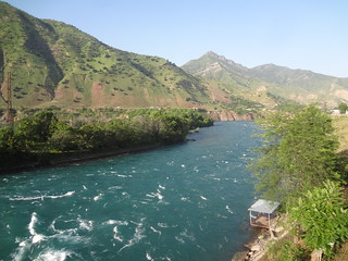 Nurek, Tajiquistao