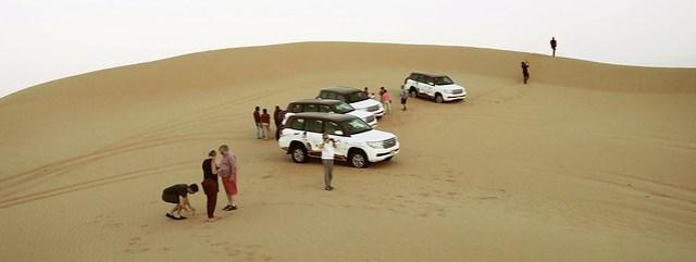 arabian nights village desert dune bashing