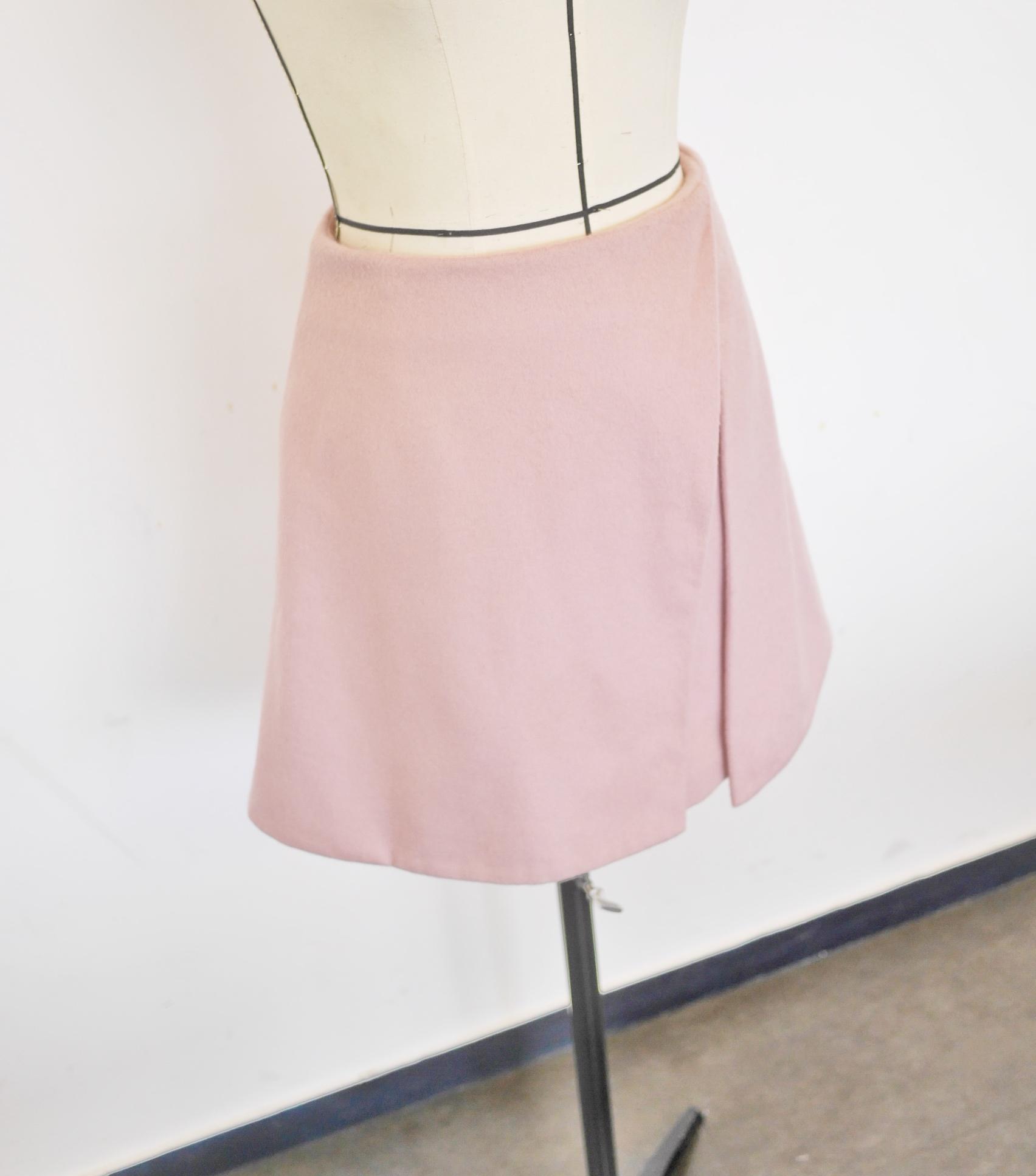 Pink Cashmir Skirt project