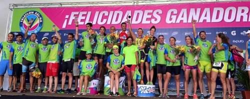 Triatlon Xel-Ha 2015