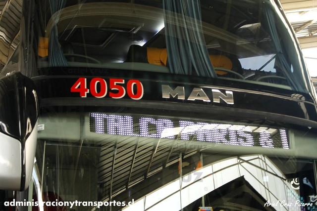 Talca París Londres - Talca - Modasa Zeus 3 / MAN (GXYY18) (4050)