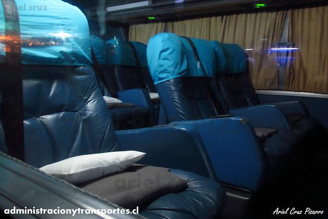 Chilebus Internacional - Arica - Marcopolo Paradiso 1800 DD / Scania (BDYD57)