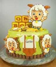 Goat Baby cake