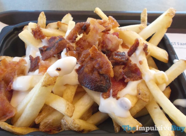 Wendy's Bacon Fondue Fries 2