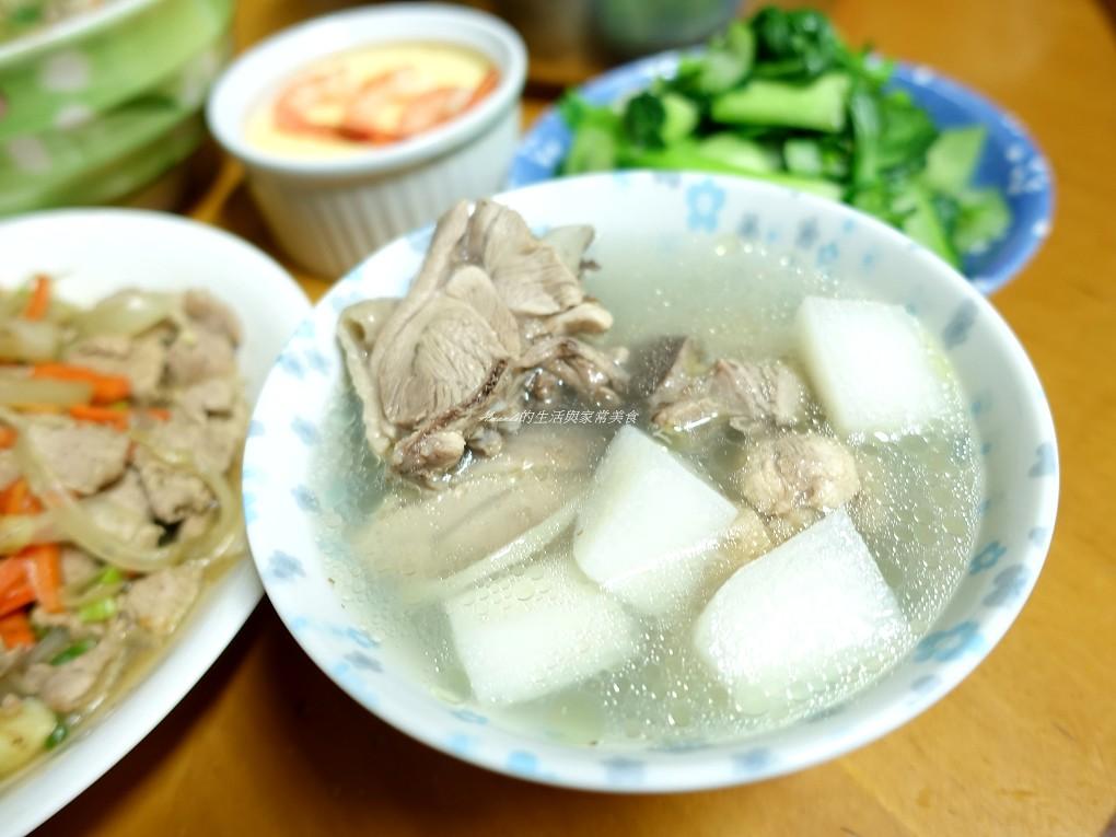 Amanda食譜懶人包-湯-藥膳-火鍋 8-12-山藥雞湯