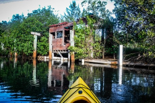 Black Friday Paddling on the Indian River-017