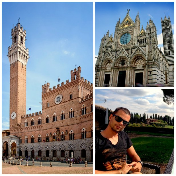 Visitar Siena, Italia
