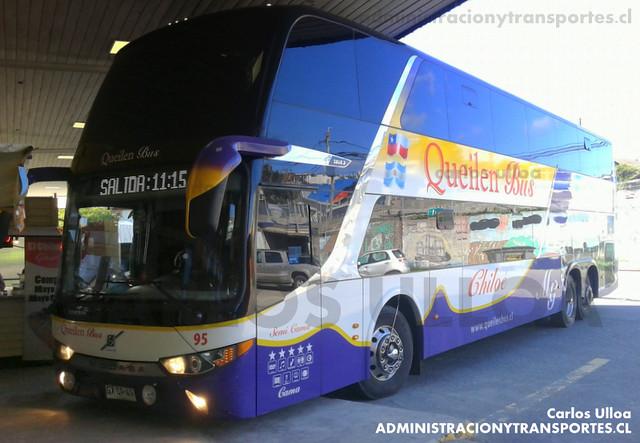Queilen Bus - Ancud - Modasa Zeus / Volvo (GXCP49) (95)