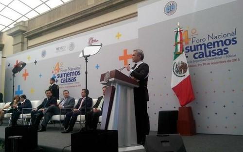 Situación crítica de policías en Edomex, Guerrero, Michoacán y Zacatecas: informe