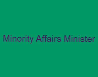 Minority Affairs