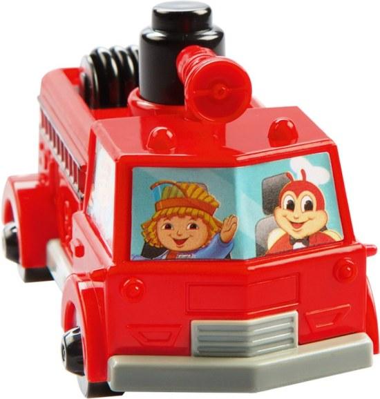 fire truck troopers jolly joy box