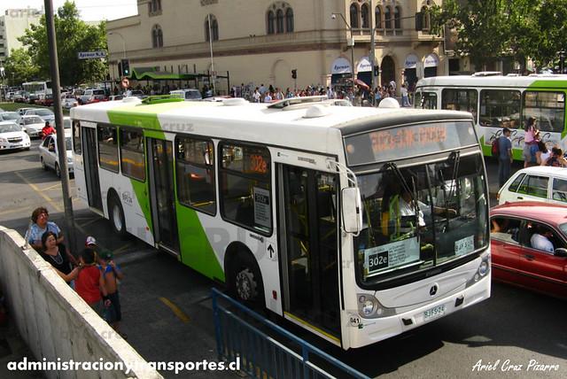 Transantiago - Buses Vule - Caio Mondego H / Mercedes Benz (BJFS24) (41)