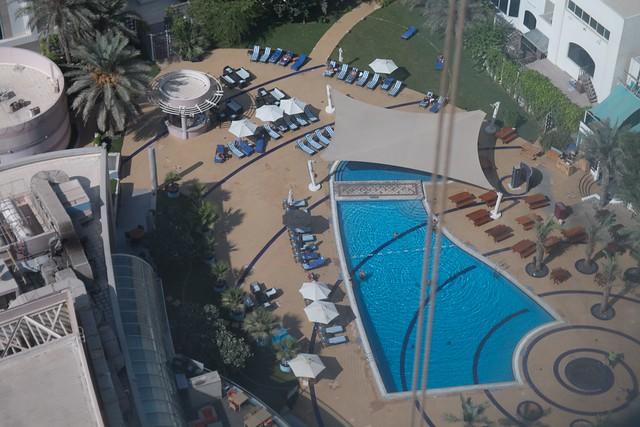 Piscine - Royal Meridien Abu-Dhabi