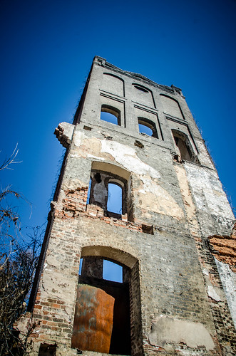 Glendale Mill Ruins-020