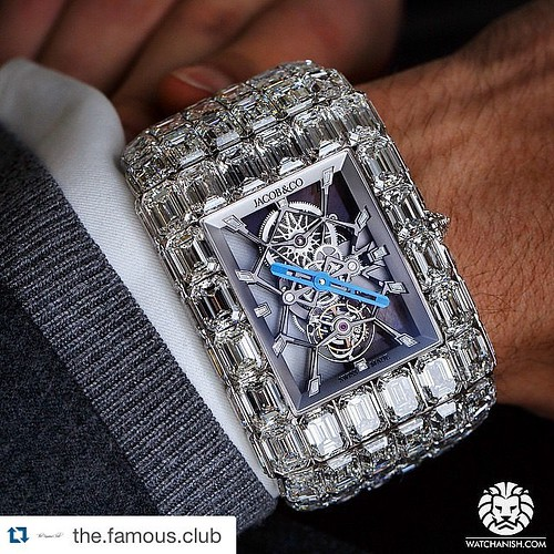 #Repost @the.famous.club  This is what $18Million looks like! A great shot of a #jacobandco #watch by @watchanish check out @the.infamous page also #rich #millionaire #billionaire #weath #lifestyle #success #london #uk #dubai #america #watches #watchgram