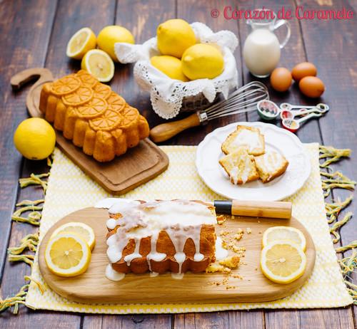 Pan de Limón
