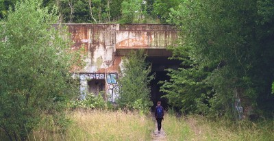 Exploring Abandoned Bunkers
