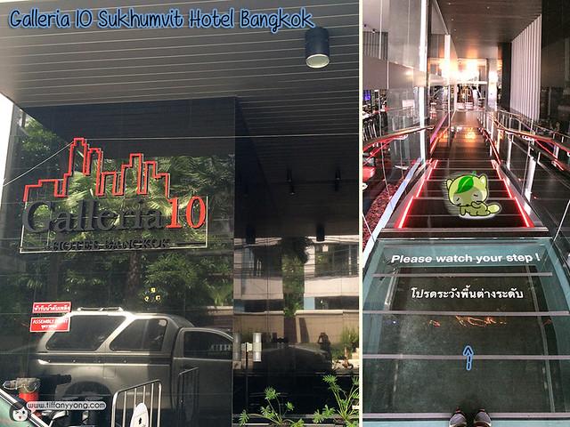 Galleria 10 Sukhumvit Hotel Bangkok