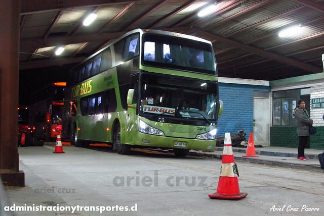 Tur Bus - Aduana El Loa - Modasa Zeus / Mercedes Benz (DZGB74) (2410)