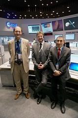 ExoMars landing & orbit entry