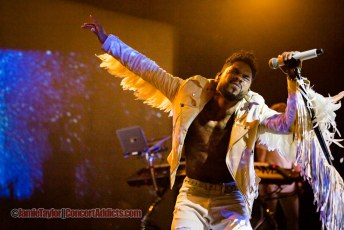 Miguel @ Commodore Ballroom - August 23rd 2015