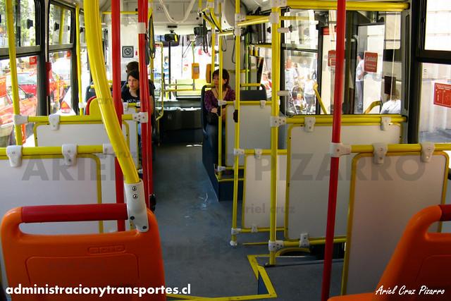 Transantiago - Buses Vule - Caio Mondego H / Mercedes Benz (BJFS42) (59)