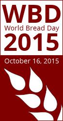 World Bread Day 2015 (October 16)