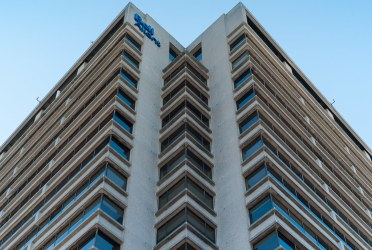Bell Aliant building - Saint John